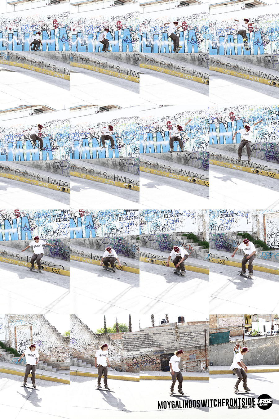 Switch Frontside