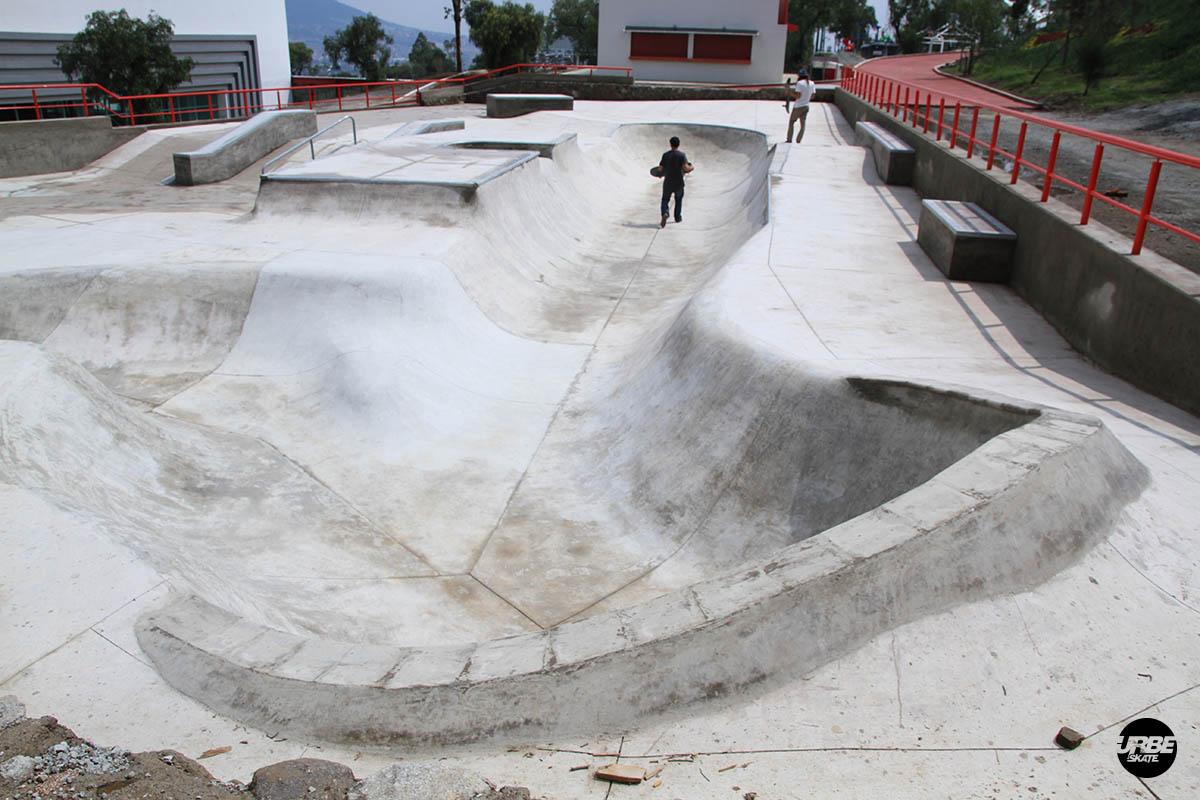 Skatepark De Los Reyes Urbeskate